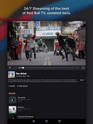 Red Bull TV: Movies, TV Series, Live Events screenshots 10