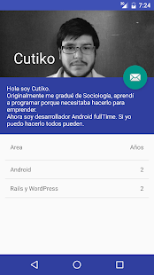 AboutCutiko- screenshot thumbnail