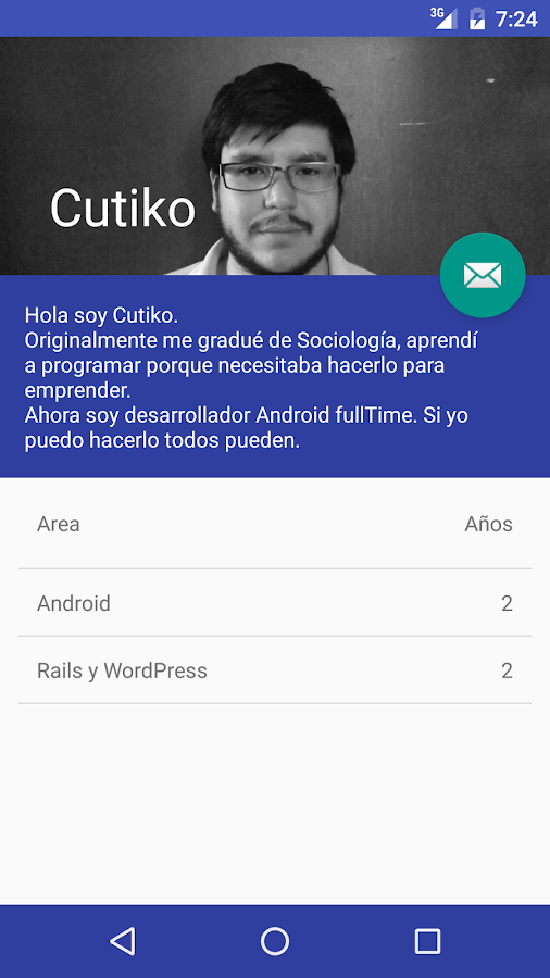 AboutCutiko- screenshot