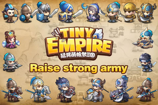 Tiny Empire - Deepest Strategy