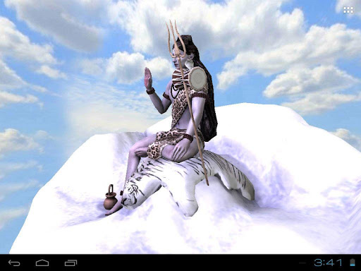 3D Mahadev Shiva Live Wallpaper Screenshot 11
