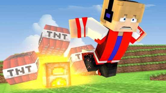 TNT Addons for Minecraft PE - náhled