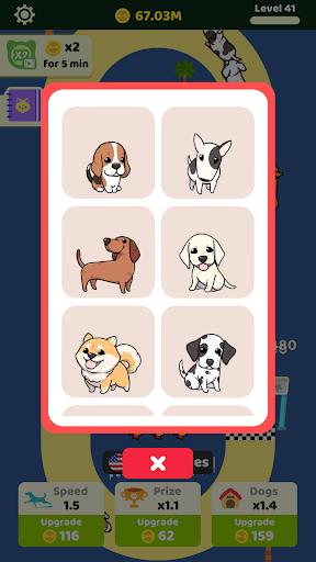 Dog Racing Idle apkmind screenshots 4