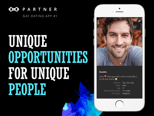 Partner: gay dating app & chat online for hot guys 0.0.97 screenshots 9