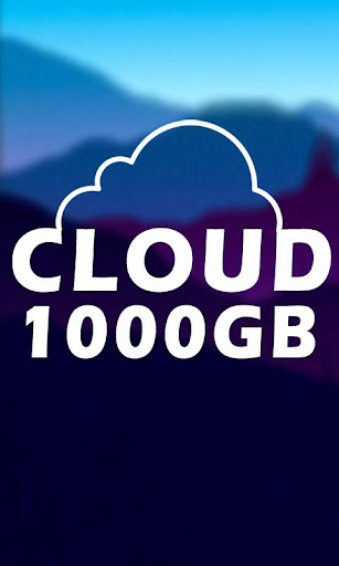 Storage 1000gb and backup prank for PC