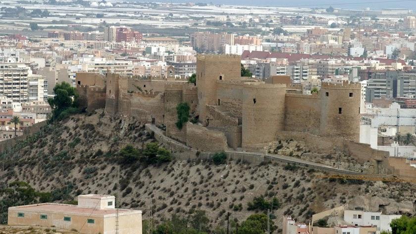 Año histórico en la Alcazaba de  Almería con más de 300.000 visitantes.
