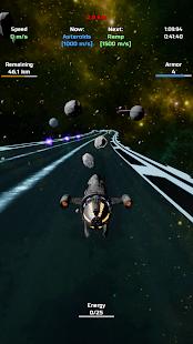 Galactic Rally - náhled