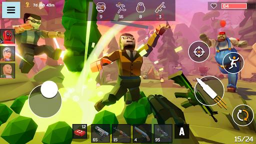 4 GUNS: 3D Pixel Shooter 0.10b de.gamequotes.net 4