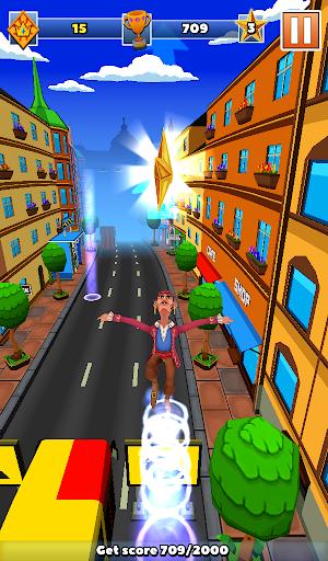 Grandpau2019s Parcel Rangers - 3D Running Game apkdebit screenshots 12