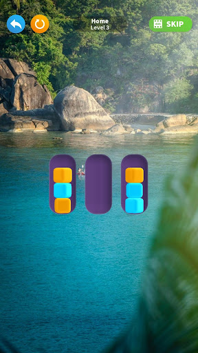 Sort Cubes apktram screenshots 2
