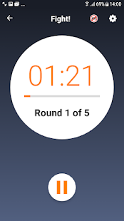 Profi Boxing Timer - Free Interval timer for PC-Windows 7,8,10 and Mac apk screenshot 8