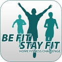 Be Fit, Stay Fit Challenge icon