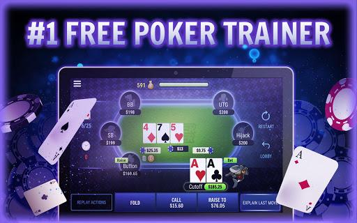 Poker Fighter - Free Poker Trainer 1.2.42 {cheat|hack|gameplay|apk mod|resources generator} 1