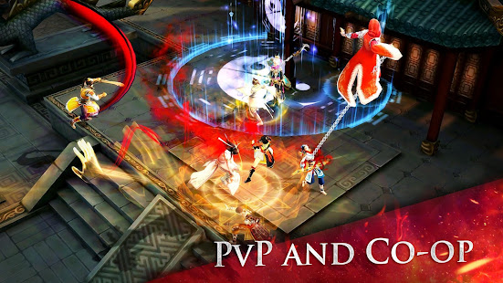 Game Age of Wushu Dynasty APK for Windows Phone