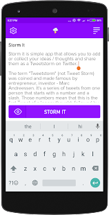 Storm it- screenshot thumbnail