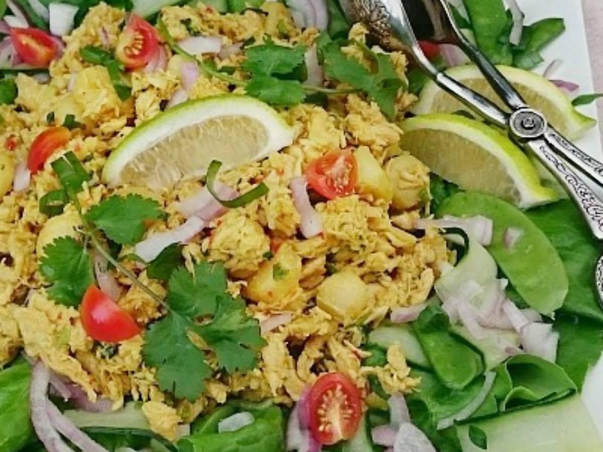 Singapore Style Chicken Salad