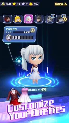 RWBY: Crystal Match fond d'écran 2