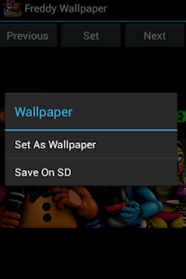 App Freddy's 1 2 3 4 Wallpapers APK for Windows Phone