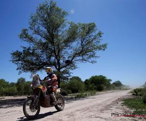 Titelverdediger bij de motorrijders moet opgeven in de Dakar-rally
