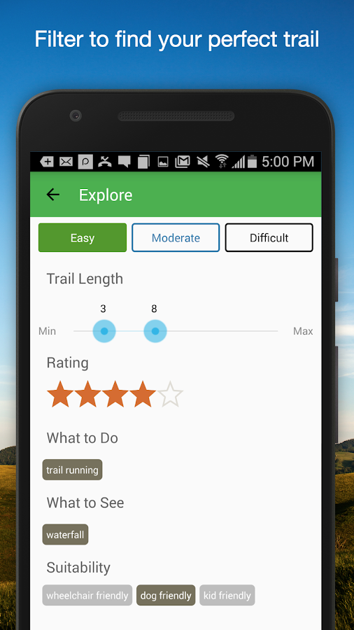 AllTrails - Hiking & Biking- screenshot