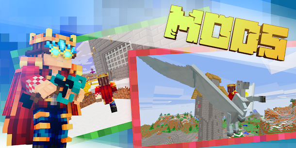 MOD-MASTER for Minecraft PE (Pocket Edition) Free 3