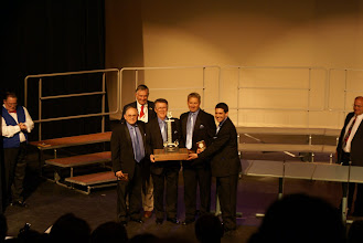 Photo: Paul Grimm Br, Perry Jackson Ld, Kevin Wentzell Bs, Steve Jackson Tr - Seveth Wave.