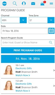 HSN Phone Shop App- screenshot thumbnail