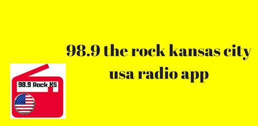 98 9 the rock kansas city usa radio app - Apps on Google Play