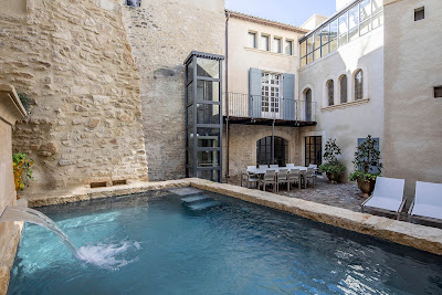 A Magical and Excessive St Remy Villa