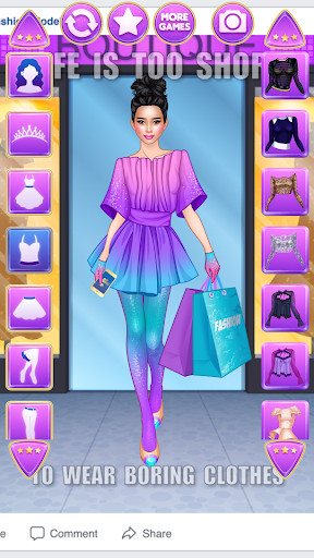 Fashion Model 2020 - Rising Star Girl 1.1 screenshots 20