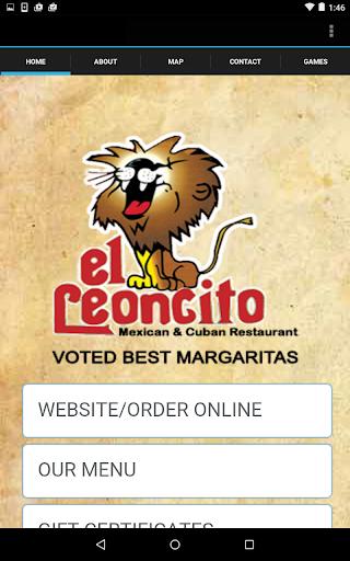 El Leoncito Mexican Cuban Food