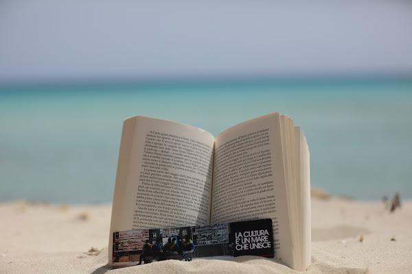 Mare, sabbia e un libro  di FilippoColombo