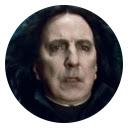 Professor Snape HD Movies New Tabs Theme