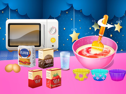Cupcake Maker - Sweet Dessert Cooking Chef for PC