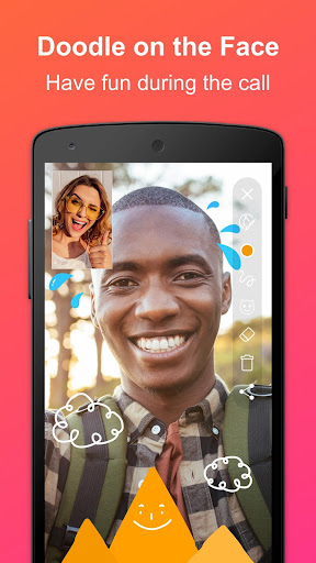 JusTalk - Free Video Calls and Fun Video Chat 7.2.64 screenshots 2