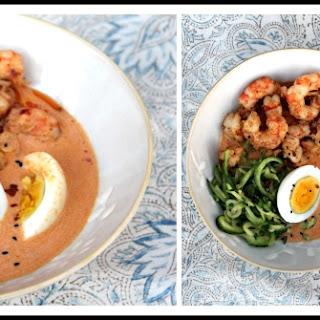 Low Carb Thai Prawn Curry