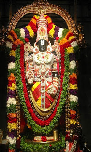 Lord Balaji Wallpaper