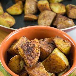 Crispy Skillet Breakfast Potatoes.