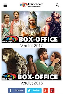 Koimoi Bollywood Box Office- screenshot thumbnail