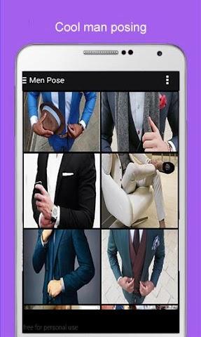 android Men Fashion 2016 Screenshot 6