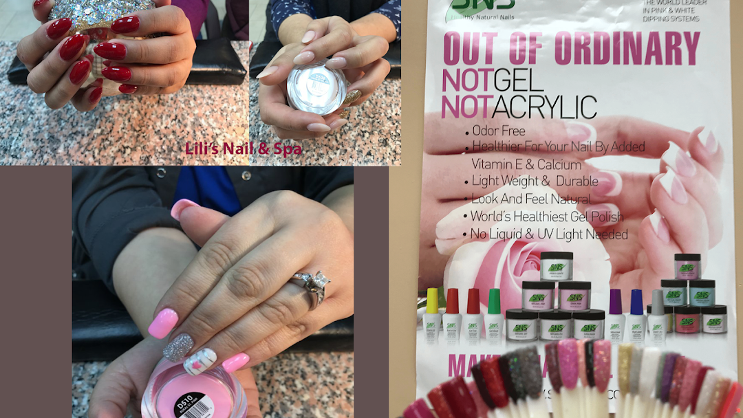 Lili Nails & Spa - Professional Nail Care, Waxing Salon in