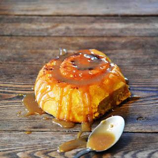 Squash Cinnamon Rolls w/ Maple Caramel