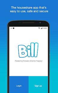 Bill screenshot