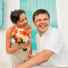 Wedding photographer Yaroslava Garmash (YaroslavaGarmash). Photo of 25.01.2015