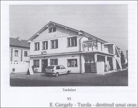 Photo: Calea Victoriei - Oprisani - Turdalact  - Inainte de 1989 - sursa:E. Gergely, Turda, destinul unui oras, pag.93