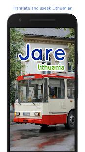 Lithuanian Translate-Speak - náhled