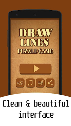 One Line 1 Touch - Draw Line Puzzle Game  astuce 1