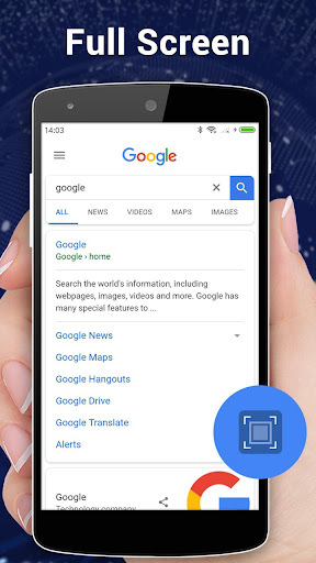 Browser for Android 1.3.3 screenshots 3