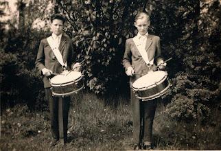 Photo: Fré Völlink en Albert Leiting