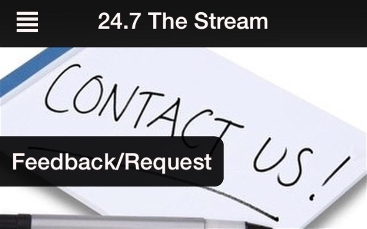 24.7 The Stream- screenshot